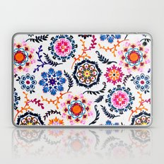 Happy Color Suzani Inspired Pattern Laptop & iPad Skin