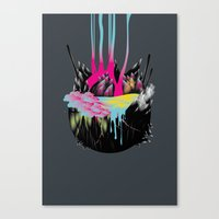 System II Canvas Print