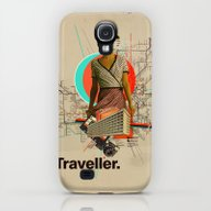 iPhone & iPod Case featuring Traveller by Frank Moth