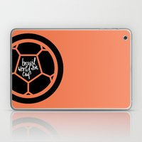Brazil World Cup 2014 - Poster n°2 Laptop & iPad Skin