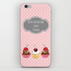 Frosting iPhone & iPod Skin