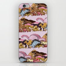 Jurassic Sweet | Deluxe Edition iPhone & iPod Skin