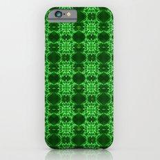Fractal Clover Pattern iPhone 6 Slim Case