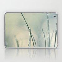 Grass Bokeh Laptop & iPad Skin