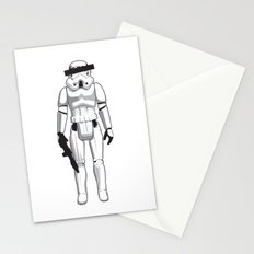 Anonymous Disposables #1 Stationery Cards
