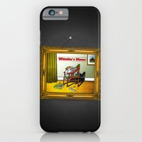 Whistler's Motor iPhone 6 Slim Case