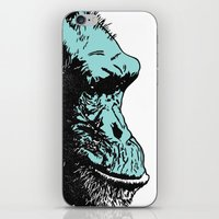 Chimp iPhone & iPod Skin