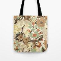 Flowers II Tote Bag