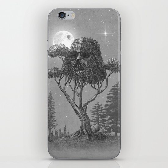 Dark Side of The Forest  iPhone & iPod Skin