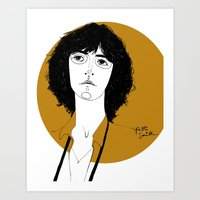 Patti Smith Art Print