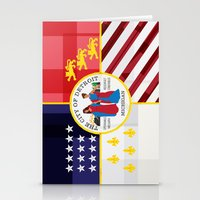 Detroit Stationery Cards