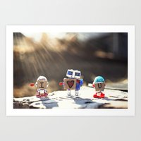 Download Love Sequence.R… Art Print