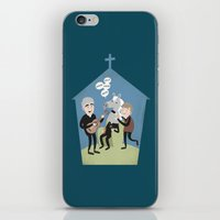My lovely horse iPhone & iPod Skin
