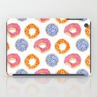 Sweet Things: Doughnuts iPad Case