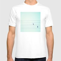Unrequited Love Mens Fitted Tee White SMALL
