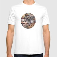 Favela Mens Fitted Tee White SMALL
