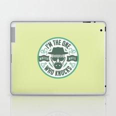 I'm the one who knocks Laptop & iPad Skin