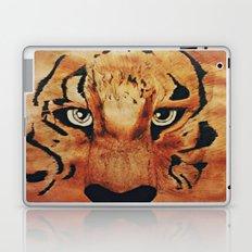 Tiger Watercolor Laptop & iPad Skin