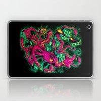 GORILLA VS. ARCHITEUTHIS Laptop & iPad Skin