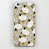 wooly iPhone & iPod Skin