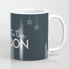 Fly Me to the Moon Mug