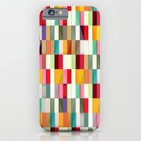 stripes iPhone & iPod Cases featuring Stripes by Danny Ivan