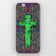 Slime X Cross iPhone & iPod Skin