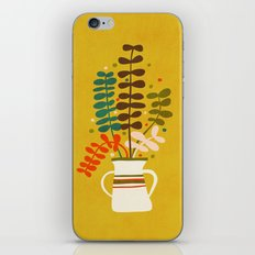 Potted Leaves iPhone & iPod Skin