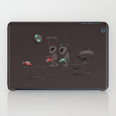 Uh UFO! iPad Case