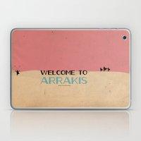 Visit Arrakis! Laptop & iPad Skin