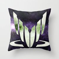 Spectral Throw Pillow