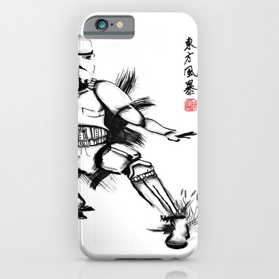 Eastern Storm iPhone & iPod Case