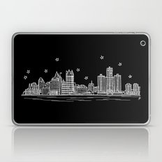 Detroit, Michigan City Skyline Laptop & iPad Skin