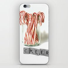 Christmas Cheer iPhone & iPod Skin