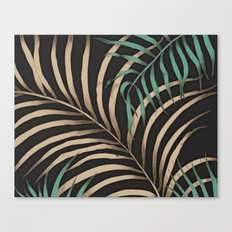 Tropic Nights Canvas Print