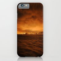 iPhone & iPod Case featuring VIEW FROM FORT BAKER II by PRINTS & MORE