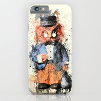 iPhone & iPod Case featuring Owl Trip by Msimioni
