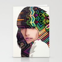 Coy Stationery Cards