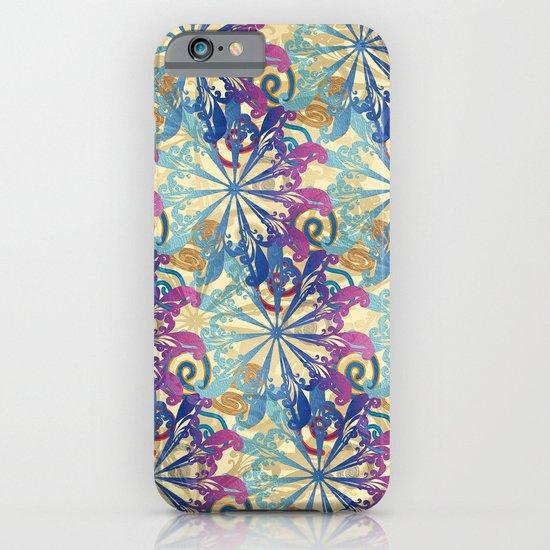 Pattern fantasy iPhone & iPod Case