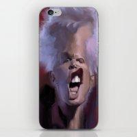Billy Idol iPhone & iPod Skin