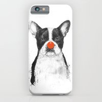 iPhone & iPod Case featuring I'm not your clown by Balazs Solti