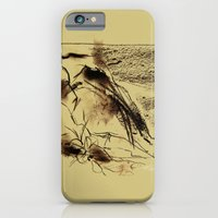 iPhone & iPod Case featuring the arrival.iii by berg with ice