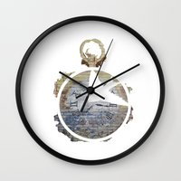 Bird Watching Wall Clock