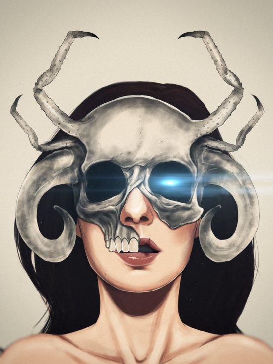 Devil in the Detail.  Art Print