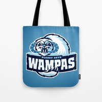 Planet Hoth Wampas - Blu… Tote Bag