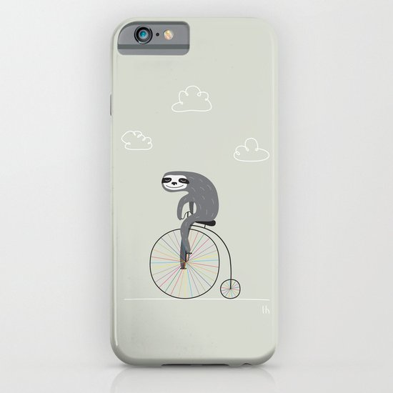 The Happy Ride iPhone & iPod Case