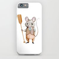iPhone & iPod Case featuring Ratty by Erik Krenz