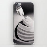 Paper Sculpture #6 iPhone & iPod Skin