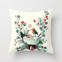 Wesh Love. Throw Pillow