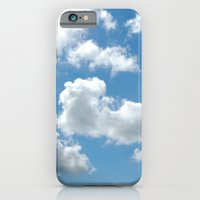 iPhone & iPod Case featuring head in the clouds by Sheana Firth